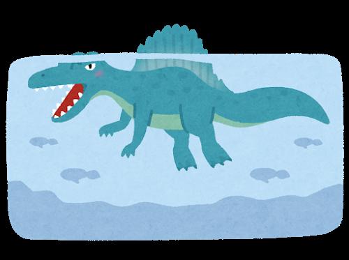 【恐竜】スピノサウルスはやはり「水中のモンスター」だった、モロッコの太古の川から大量の歯化石