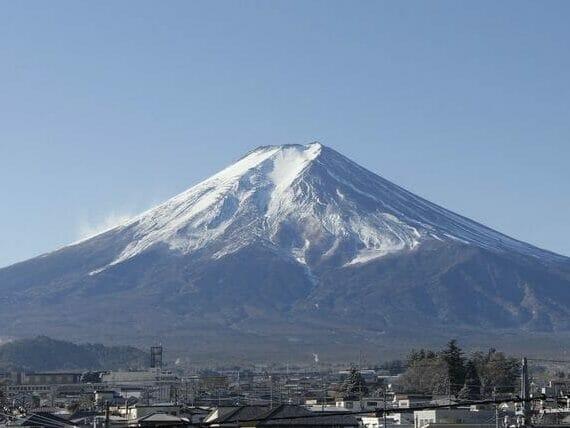【火山】富士山噴火を想定 溶岩流シミュレーション動画を山梨県が公開